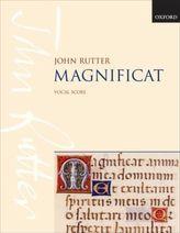 Magnificat, für Solo-Sopran (-Mezzosopran), Chor und Orchester (Kammerorchester)