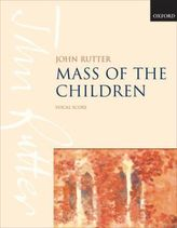 Mass of the Children, Chorpartitur