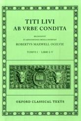 Ab Urbe Condita. Vol.1