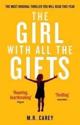 The Girl With All The Gifts. Die Berufene, englische Ausgabe