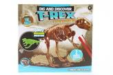 Tesání Dino svítící T-Rex