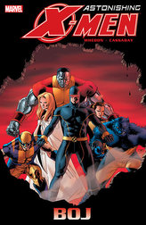 Astonishing X-Men 2 - Boj