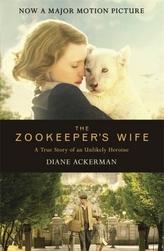 The Zookeeper's Wife. Die Frau des Zoodirektors, englische Ausgabe