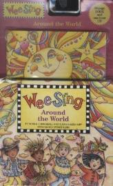 Wee Sing - Around the World, w. Audio-CD