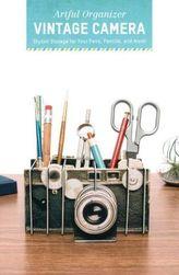 Artful Organizer: Vintage Camera