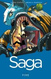 Saga. Vol.5