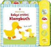 Babys erstes Klangbuch, m. Soundeffekten