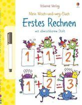Mein Wisch-und-weg-Buch: Erstes Rechnen