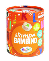 Razítka StampoBambino - Abeceda