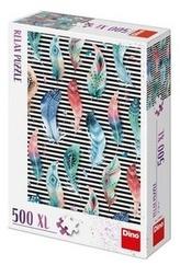 Puzzle Pírka 500 dílků XL relax