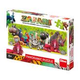 Puzzle Zafari Přátelství 150 dílků