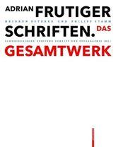 Adrian Frutiger Schriften