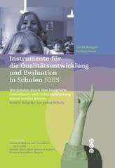Instrumente für die Qualitätsentwicklung und Evaluation in Schulen (IQES), 2 Bde.
