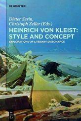 Heinrich von Kleist: Style and Concept
