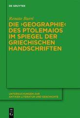 Die 'Geographie' des Ptolemaios im Spiegel der griechischen Handschriften