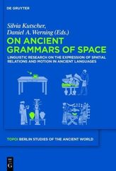 On Ancient Grammars of Space