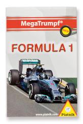 Kvarteto - Formule 1 (papírová krabička) (CZ)