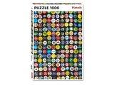 Puzzle 1000 d. Zátky