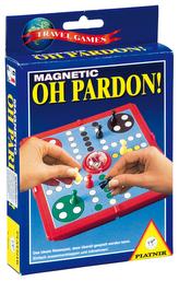 ČLOVĚČE, NEZLOB SE! - cestovní magnetická hra (CZ)