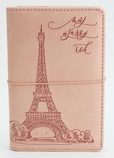 Diář UNI Eiffelovka kroužkový M s vyměnitelným kalendáriem 2021