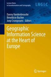 Geographic Information Science at the Heart of Europe
