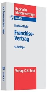 Franchise-Vertrag, m. CD-ROM