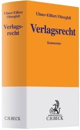 Verlagsrecht (VerlR), Kommentar