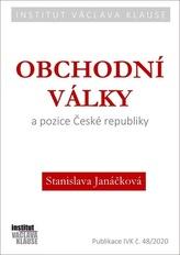 Obchodní války a pozice České republiky