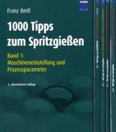 1000 Tipps zum Spritzgießen, 5 Bde.