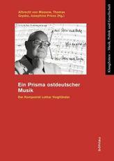 Ein Prisma ostdeutscher Musik, m. 2 Audio-CDs