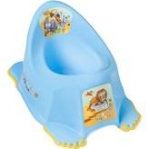 Dětský nočník protiskluzový Safari modrý