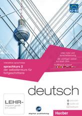 Sprachkurs 2, DVD-ROM m. Audio-CD u. Textbuch