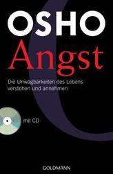 Angst, m. Audio-CD