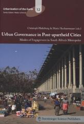 Urban Governance in Post-apartheid Cities