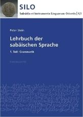Lehrbuch der sabäischen Sprache. Tl.1