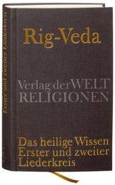 Rig-Veda - Das heilige Wissen. Bd.1