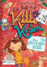 Ein Fall für Kitti Krimi - Der Kätzchen-Dieb
