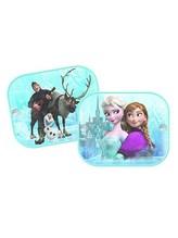 Stínítka do auta 2 ks v balení Disney Frozen