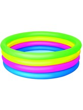 Dětský nafukovací bazén Bestway 4 barevný