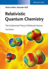 Relativistic Quantum Chemistry