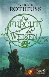Die Furcht des Weisen. Bd.2