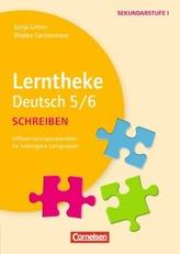 Lerntheke Deutsch 5/6: Schreiben