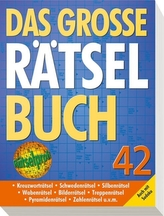 Das große Rätselbuch. Bd.42