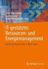 IT-gestütztes Ressourcen- und Energiemanagement