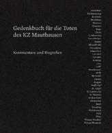 Gedenkbuch für die Toten des KZ Mauthausen. Bd.1