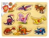Vkládačka Dinosauří kamarádi