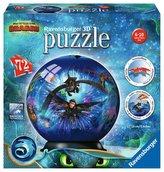 Puzzle-Ball Jak vycvičit draka 3 72 dílků