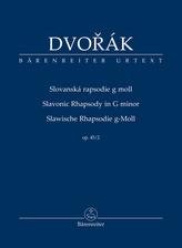 Slovanská rapsodie As Dur op. 45-2