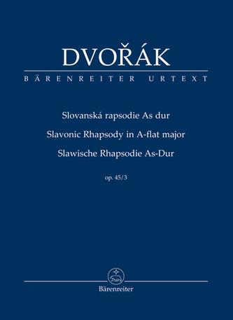 Slovanská rapsodie As Dur op. 45-3