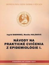 Návody na praktické cvičenia zepidemiológie I.
